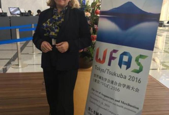 Професор Коваленко О.Є. на конференції WFAS 2016 (Японія)