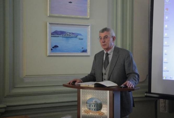 Доповідь проф. Бобкова В. (США)