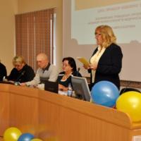 Відкриття конференції Методи рефлексотерапії в медреабілітації дорослих та дітей